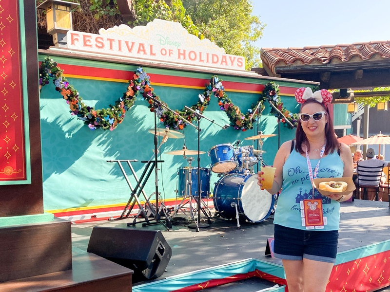 If you're visiting The Disneyland Resort for the holidays you won't want to miss the Festival of Holidays 2019 at Disney California Adventure!