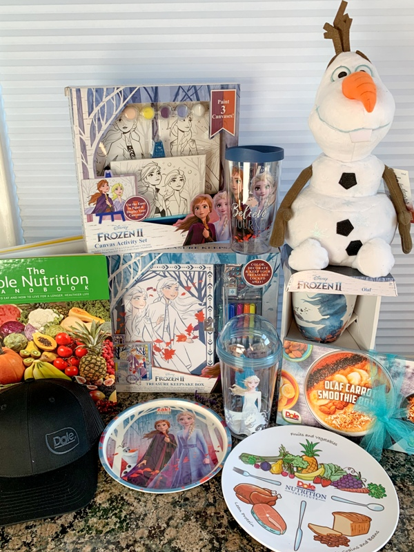 Celebrate Disney's FROZEN 2 with Festive Recipes from Dole!