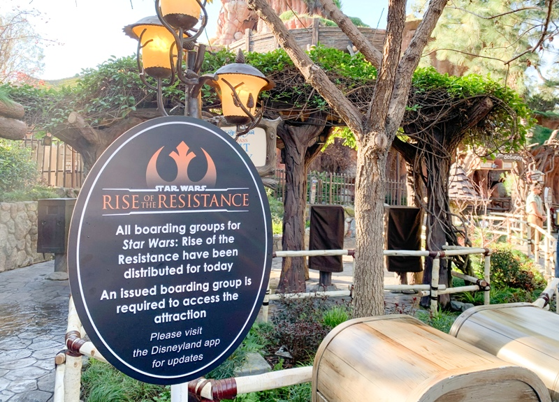 How to Ride RISE OF THE RESISTANCE at Disneyland