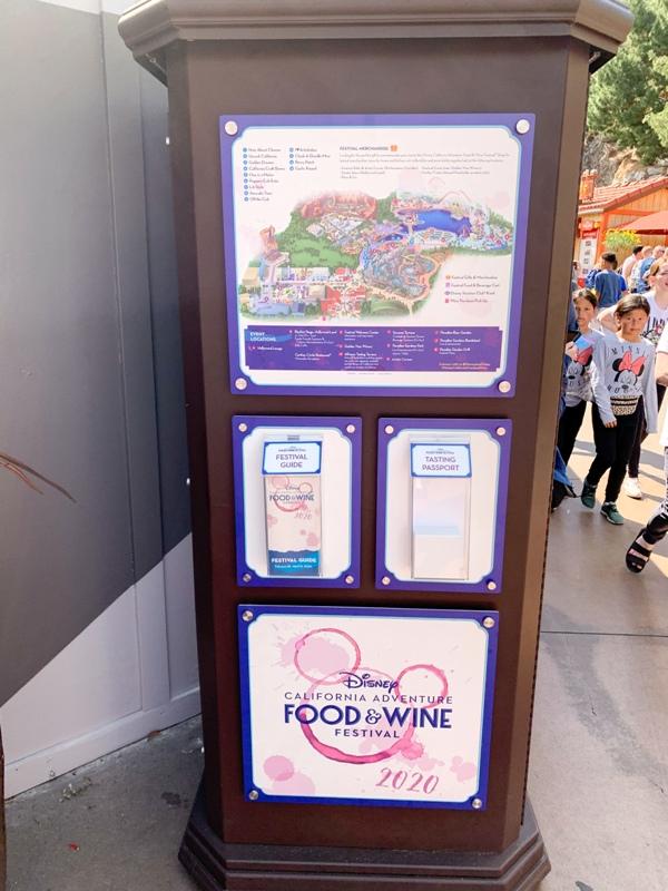 2020 Disney California Adventure Food and Wine Festival Guide