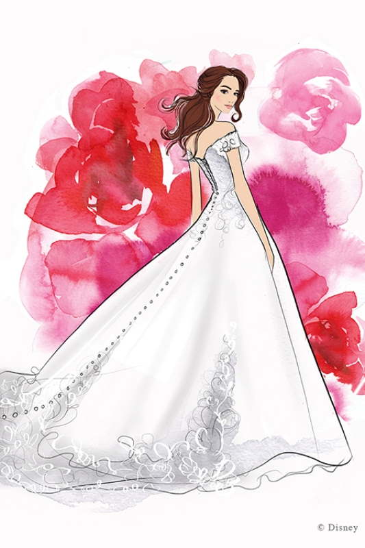 Disney Fairy Tale Weddings Bridal Gown Collection Returns in 2020