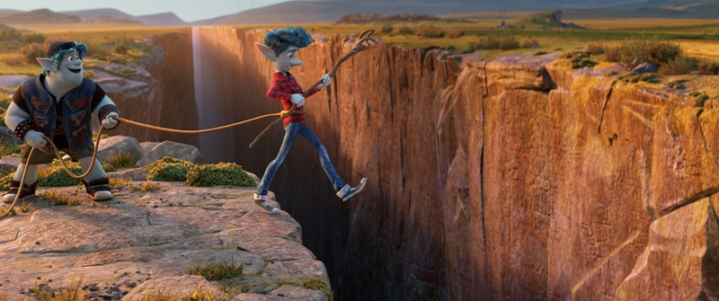 5 Fantastical Facts about Pixar's ONWARD