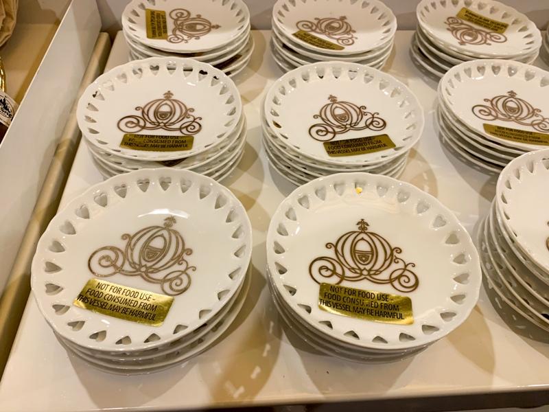 Disney Wedding ring dish