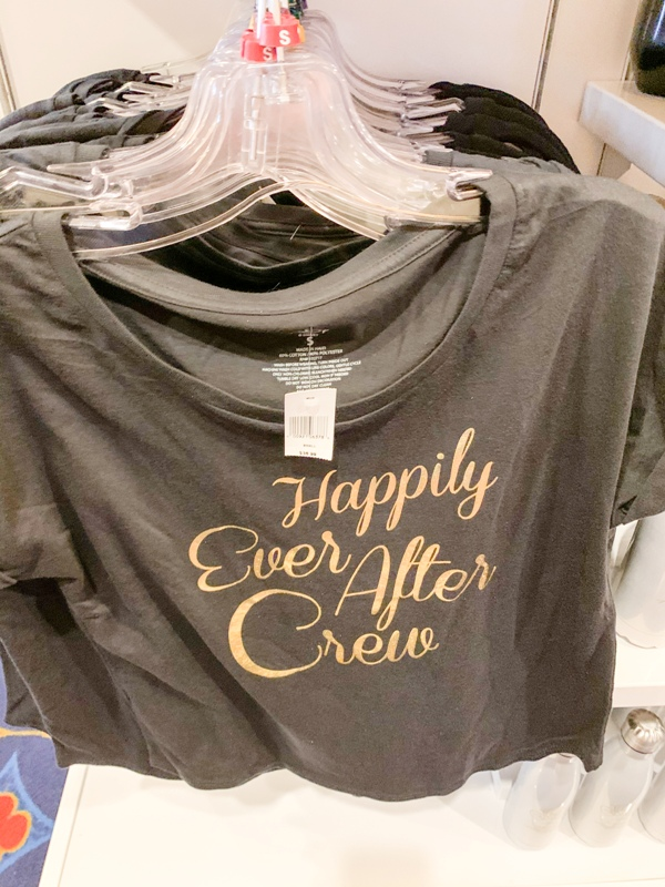 Happily Ever After Crew shirt