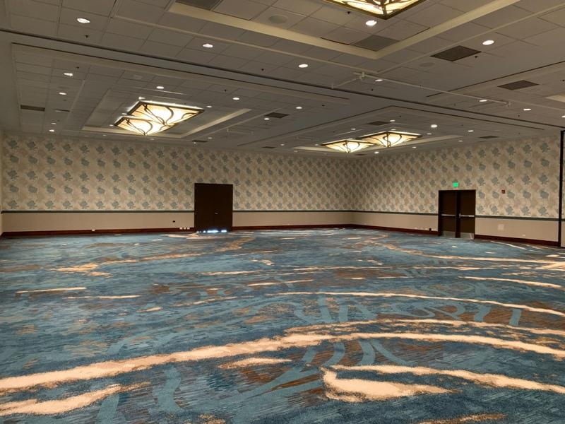 Disney's Paradise Pier Hotel Pacific Ballroom