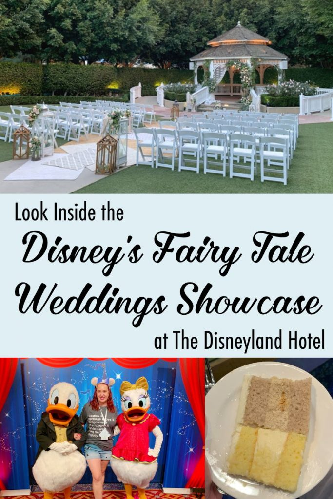 2020 Disneyland Weddings Showcase Recap