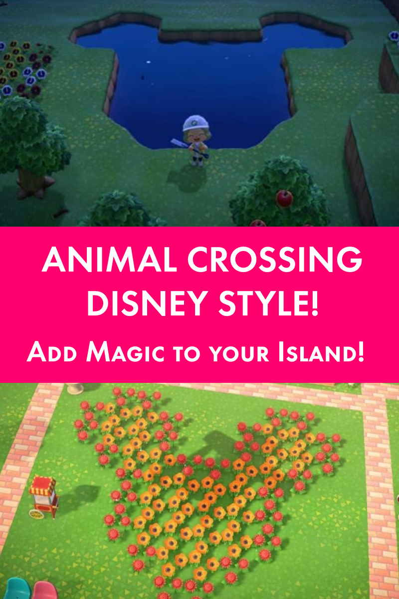 Add Disney Style to Your Island in Animal Crossing: New Horizons