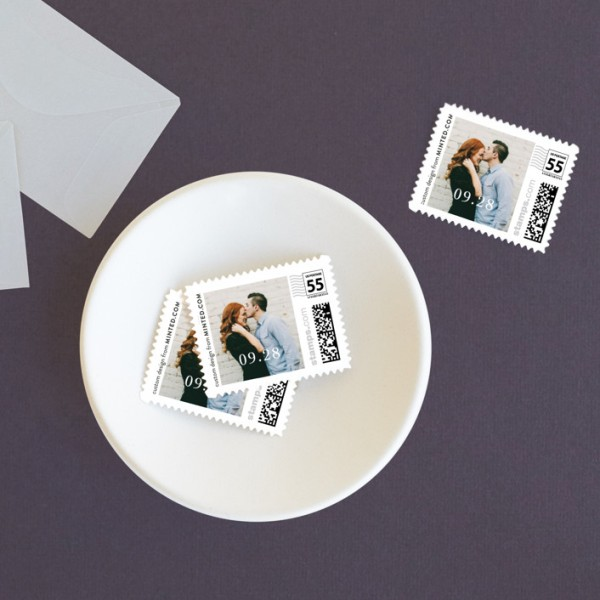 Last Chance for Personalized Stamps for Your Wedding Invitations!