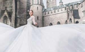 The 2020 Allure Bridals Disney Fairy Tale Wedding Gowns