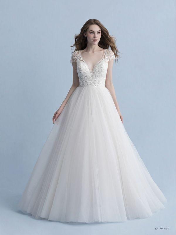 The 2020 Allure Bridal Disney Fairy Tale Wedding Gowns