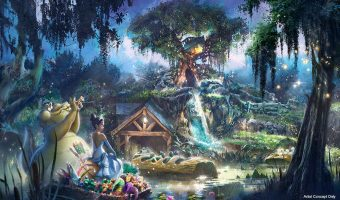 "5 Things to Know About ""The Princess and the Frog"" Reimagining for Splash Mountain"