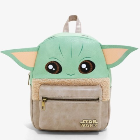 Backpack featuring The Child from The Mandalorian