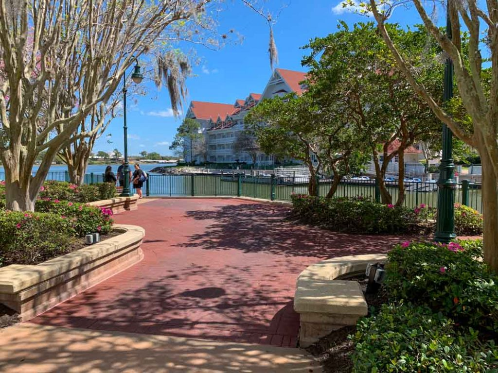 Sago Cay at Disney's Grand Floridian Hotel