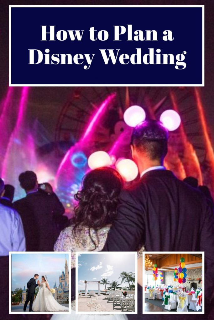 How to Plan a Disney Wedding